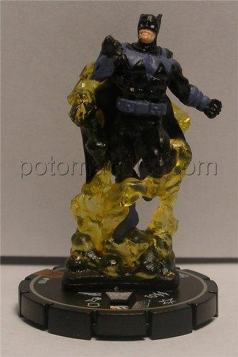 HeroClix: DC Arkham Asylum Batman (Sinestro Corps) Limited Edition Figure (#100)