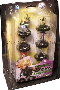 HeroClix: DC Batman Streets of Gotham Birds of Prey Fast Forces Pack
