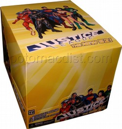HeroClix: DC Justice League The New 52 Counter Top Display Box