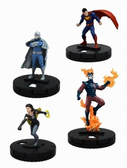 HeroClix: DC Justice League - Trinity War Crime Syndicate Fast Forces Pack