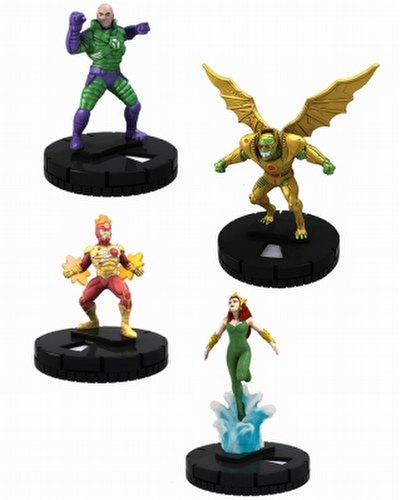 HeroClix: DC Justice League - Trinity War Gravity Feed Display Box