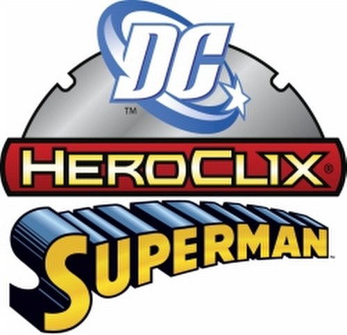 HeroClix: DC Superman Battle for Smallville Fast Forces 6-Pack Case [16 Packs]