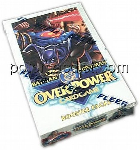 Overpower: DC Booster Box