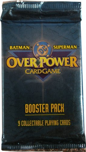 Overpower: DC Booster Pack