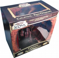 Dungeons & Dragons [D&D] Miniatures: Colossal Red Dragon