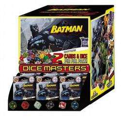 DC Dice Masters: Batman Dice Building Game Gravity Feed Box