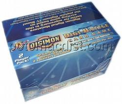 Digimon Digi-Battle Card Game: Series 1 Starter Deck Box