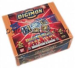 Digimon Digi-Battle Card Game: Series 2 Booster Box