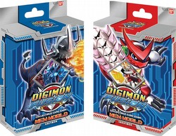 Digimon Fusion CCG: New World Theme Deck Starter Box