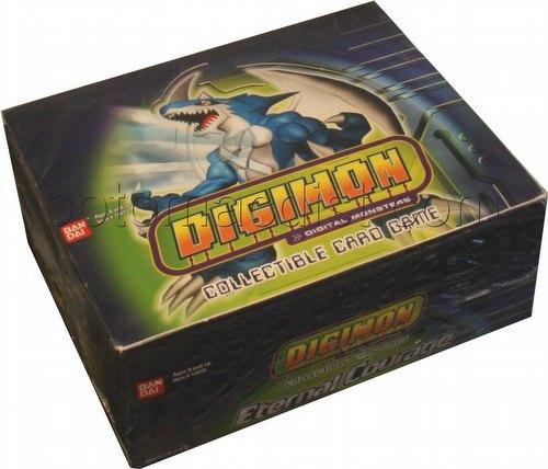 Digimon Collectible Card Game [CCG]: Eternal Courage Booster box
