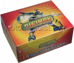 Digimon Collectible Card Game [CCG]: Hybrid Warriors Booster box