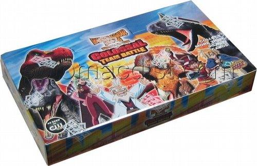 Dinosaur King TCG: Colossal Team Battle (Series 2) Booster Box