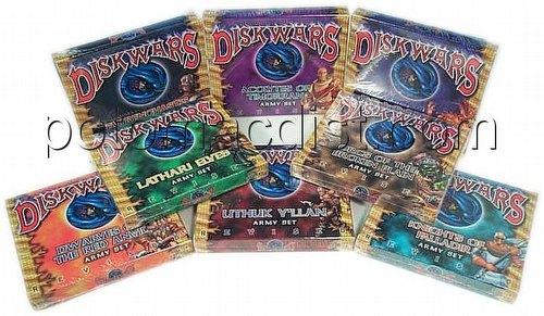 Diskwars: Revised [1 ea. Clan]