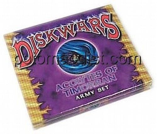 Diskwars: Acolytes of Timorran Box