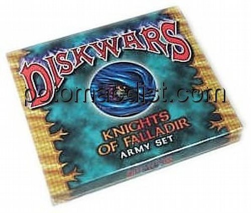 Diskwars: Knights of Falladir Box