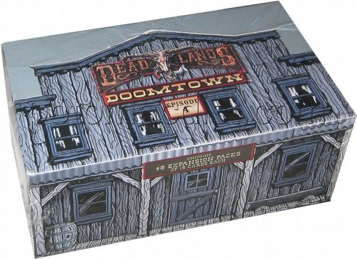Doomtown: Series 4 Booster Box