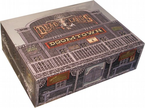 Doomtown: Series 6 Combo Box