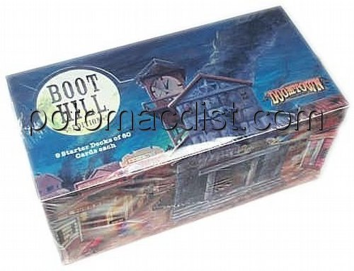 Doomtown: Boot Hill Starter Deck Box