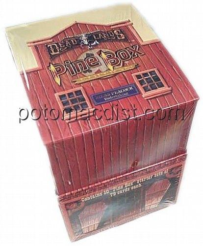 Doomtown: Pine Box Starter Deck Box
