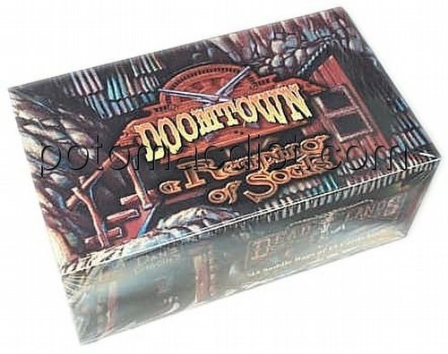 Doomtown: Reaping of Souls Booster Box