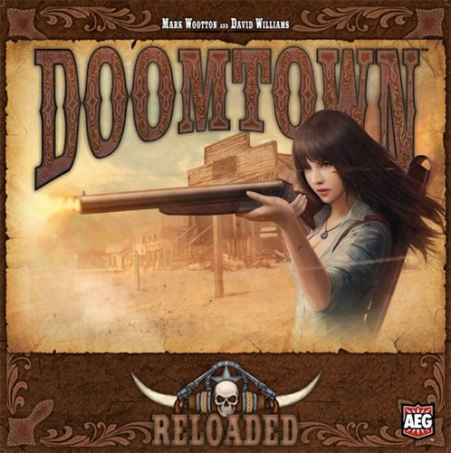 Doomtown: Reloaded Case [6 boxes]