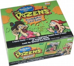Wayans Brothers: The Dozens Card Game Box