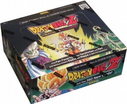 Dragon Ball Z Trading Card Game Heroes and Villains Booster Box [Panini]