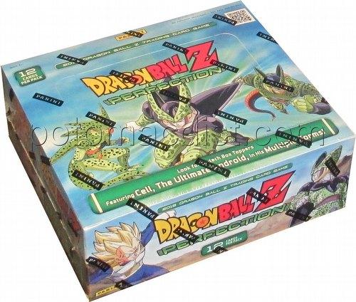 Dragon Ball Z Trading Card Game Perfection Booster Box [Panini]