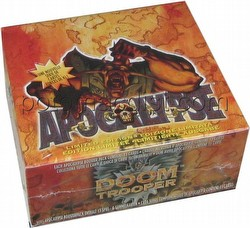Doomtrooper CCG: Apocalypse Booster Box [French]