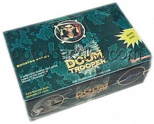 Doomtrooper CCG: Booster Box [Unlimited]