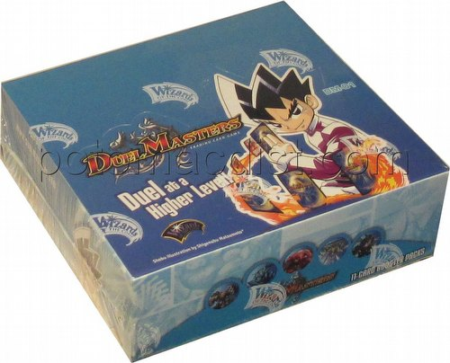 Duel Masters Trading Card Game [TCG]: Base Set Booster Box