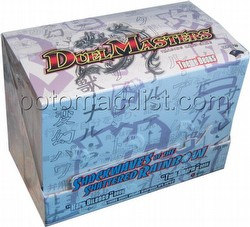 Duel Masters Trading Card Game [TCG]: Shockwaves of the Shattered Rainbow Theme Starter Deck Box