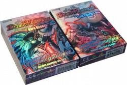 Duel Masters Trading Card Game [TCG]: Shockwaves/Shattered Rainbow Theme Starter Deck Set [2 decks]
