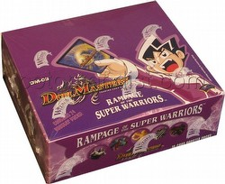 Duel Masters Trading Card Game: Rampage of Super Warriors Booster Box