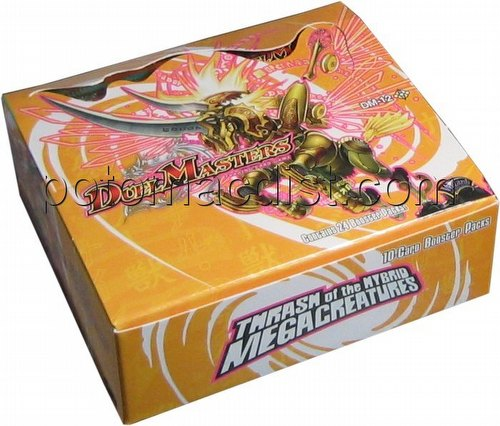 Duel Masters Trading Card Game [TCG]: Thrash of the Hybrid Megacreatures Booster Box