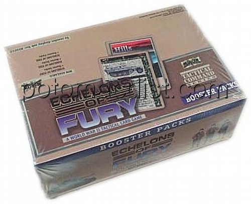 Echelons of Fury: Booster Box