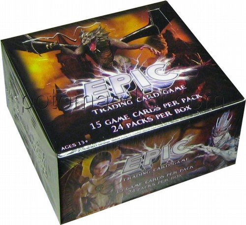 Epic Trading Card Game [TCG]: Booster Box