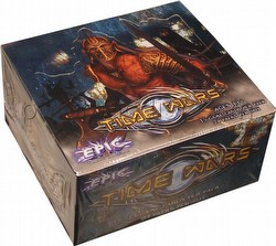 Epic Trading Card Game [TCG]: Time Wars Booster Box