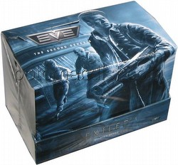 EVE Second (2nd) Genesis Collectible Card Game [CCG]: The Exiled Preconstructed Starter Deck Box