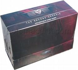 EVE Second (2nd) Genesis CCG: Preconstructed Starter Deck Box [6 decks]