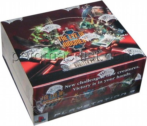The Eye of Judgment: Biolith Rebellion Series 2 Booster Box