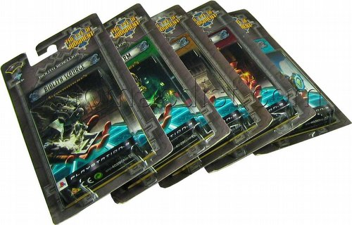 The Eye of Judgment: Theme Starter Deck Set [5 decks]