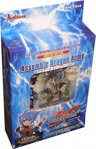 Future Card Buddyfight: Dragonic Force Trial Deck (Starter Deck)