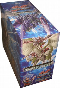 Future Card Buddyfight: Dragonic Force Trial Deck (Starter Deck) Box