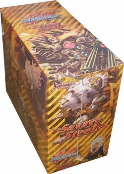 Future Card Buddyfight: Savage Steel Trial Deck (Starter Deck) Box