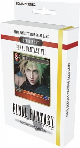 Final Fantasy: Fire and Earth Starter Deck Box [6 decks/WAVE 2]