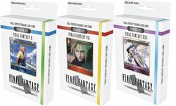 Final Fantasy: Starter Deck Set [3 decks/1 of each]
