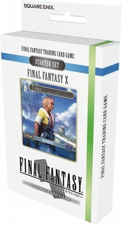 Final Fantasy: Wind and Water Starter Deck Box [6 decks]