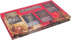 Force of Will TCG: Alice Cluster Prologue Faria/Melgis Dual Deck Set Box