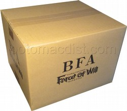 Force of Will TCG: Battle for Attoractia Booster Case [A4/6 boxes]
